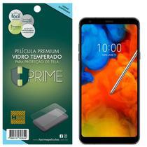 Pelicula Premium HPrime para LG Q Note Plus  Q Stylus - Vidro Temperado Transparente -