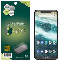 Pelicula Premium HPrime para Motorola One Power / P30 Note - PET Fosca