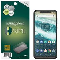 Pelicula Premium HPrime para Motorola One Power / P30 Note - PET Invisivel