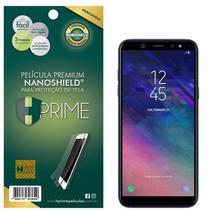 Pelicula Premium HPrime para Samsung Galaxy A6 2018 - NanoShield Transparente -