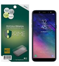Pelicula Premium HPrime para Samsung Galaxy A6 Plus 2018 / A9 Star Lite - PET Invisivel