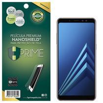 Pelicula Premium HPrime para Samsung Galaxy A8 2018 - NanoShield Transparente -