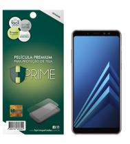Pelicula Premium HPrime para Samsung Galaxy A8 2018 - PET Invisivel -