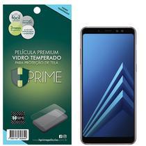 Pelicula Premium HPrime para Samsung Galaxy A8 2018 - Vidro Temperado Transparente -