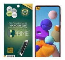 Película Premium Hprime Samsung Galaxy A21s Nanoshield -