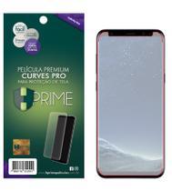 Película Premium Hprime Samsung Galaxy S8 Plus Curves Blindada Versão 2 (Adere A Curva Da Tela) -