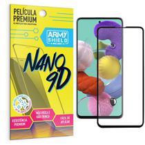 Película Premium Nano 9D para Galaxy A51 - Armyshield -