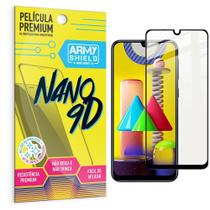 Película Premium Nano 9D para Galaxy M31 - Armyshield -