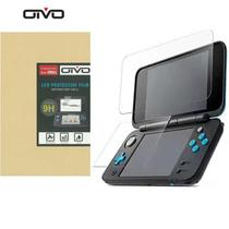 Película Protetora De Vidro Temperado Transparente Para Nintendo New 2ds Xl - Oivo