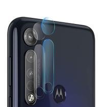 Película Protetora Lente Câmera Premium X-treme Moto G8 Plus -
