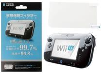 Película Protetora Original Hori P/ Nintendo Wii U Game Pad -