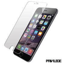 Película Protetora para iPhone 6S Plus de Vidro Transparente - PRIVPIP6PCLR - Privilege