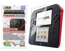 Película Protetora Para Nintendo 2ds - Superior e Inferior - Techbrasil