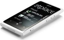 Película Protetora para Nokia Lumia 800 - Transparente -