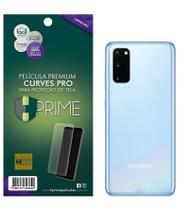 Pelicula Samsung Galaxy S20 HPrime Traseira Curves PRO -