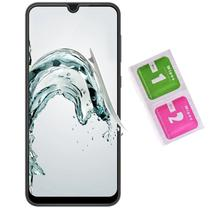 Pelicula Samsung M30 M20 M10 A70 Vidro 9H Galaxy A30 A20 A10 + Kit Limpeza Vidro Temperado - Favix