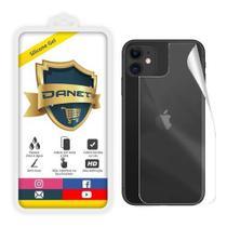 Película Traseira Curvada Gel iPhone 11 Tela 6.1 Full Cover - Danet