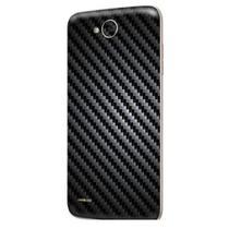 Película Traseira de Fibra de Carbono LG K10 Power -