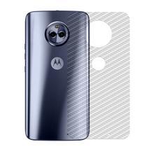 Película Traseira de Fibra de Carbono Moto G7 Plus - Motorola
