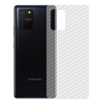 Película Traseira De Fibra De Carbono Para Samsung Galaxy S10 Lite - Gshield -