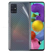 Película Traseira Fibra de Carbono Slim Galaxy A71 - Encapar