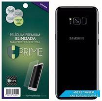 Película Traseira HPrime Curves Samsung Galaxy S8 - VERSO -