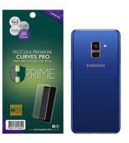 Película Traseira Premium Hprime Curves PRO Samsung Galaxy A8 2018 - Hprime Películas