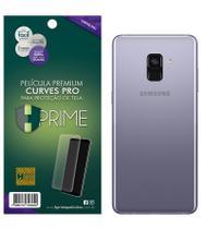 Película Traseira Premium Hprime Curves PRO Samsung Galaxy A8 Plus 2018 - Hprime Películas