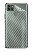 Película Traseira Verso Fibra De Carbono Para Motorola Moto G9 Power - Dv