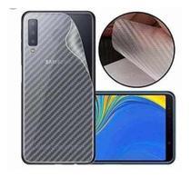 Pelicula Traseira Verso Fibra De Carbono Samsung Galaxy A10 - Extreme.Deal