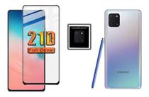 Pelicula Vidro 21d + Pel Camera Samsung Galaxy Note 10 Lite - M3