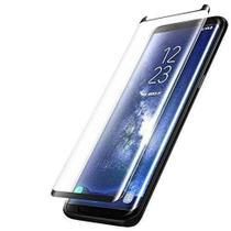 Película Vidro 3D 5D e 6D Samsung Galaxy S8 Plus G955 Preta - Hmastoh