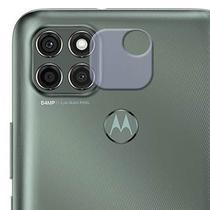 Película Vidro Protege Lente Câmera Traseira Moto G9 Power - Cherubs