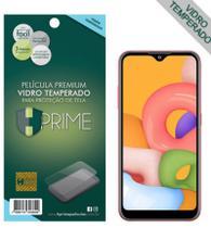 Película Vidro Temperado Premium HPrime Samsung Galaxy A01 -