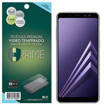 Película Vidro Temperado Premium HPrime Samsung Galaxy A8 2018 -