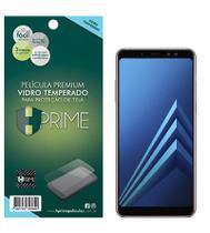 Película Vidro Temperado Samsung Galaxy A8 2018 HPrime -