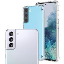Películas Câmera + Gel P/ Samsung S21+ 5G SM-G996B + Capa - X-Treme