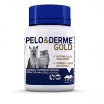 Pelo & Derme Gold (30g/30 comprimidos) - Vetnil -