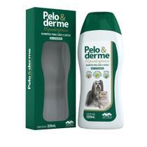 Pelo & Derme Hipoalergênico 320 ml - Vetnil