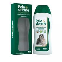 Pelo & Derme - Shampoo Hipoalergênico Para Cães E Gatos - Vetnil - 320ml - 320ml -
