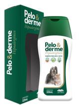Pelo e Derme Shampoo Hipoalergênico - 320 ml - Vetnil