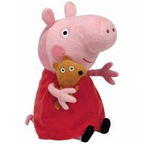 Pelucia 25cm - Peppa Pig TY - DTC -