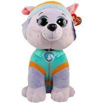 Pelucia Beanie Boos Patrulha Canina 40 cms - Everest DTC - Nickelodeon
