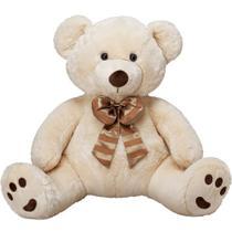 Pelúcia Buba Urso Charles Gigante Chic Bege - 0928 -