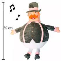 Pelucia Grande Mundo Bita Com Sons 50 Centimetros 82627 - Fun -