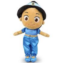 Pelúcia Jasmine Princesas Disney 4344 - DTC -