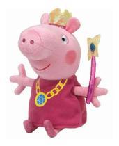 Pelúcia Peppa Pig Fada - DTC -