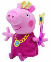 Pelúcia Peppa Pig Fada Pequena 15cm Ty DTC -