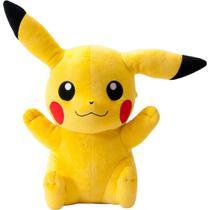 Pelúcia Pikachu Grande 40cm - Original Tomy -