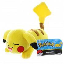 Pelúcia Pikachu Tomy 21 cm Pokémon Xy -